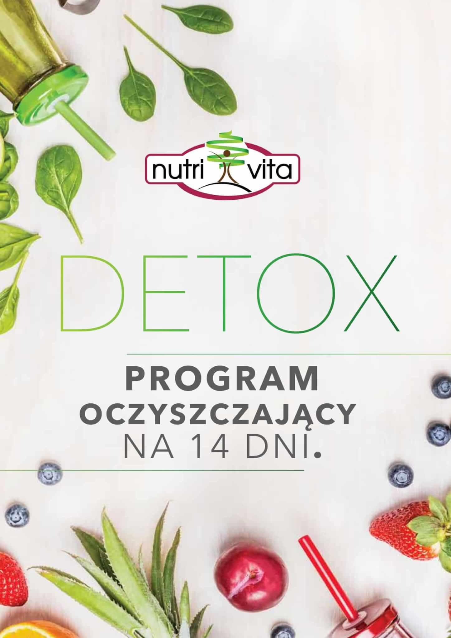 Detox 14 Dniowa Dieta Oczyszczajaca Pdf